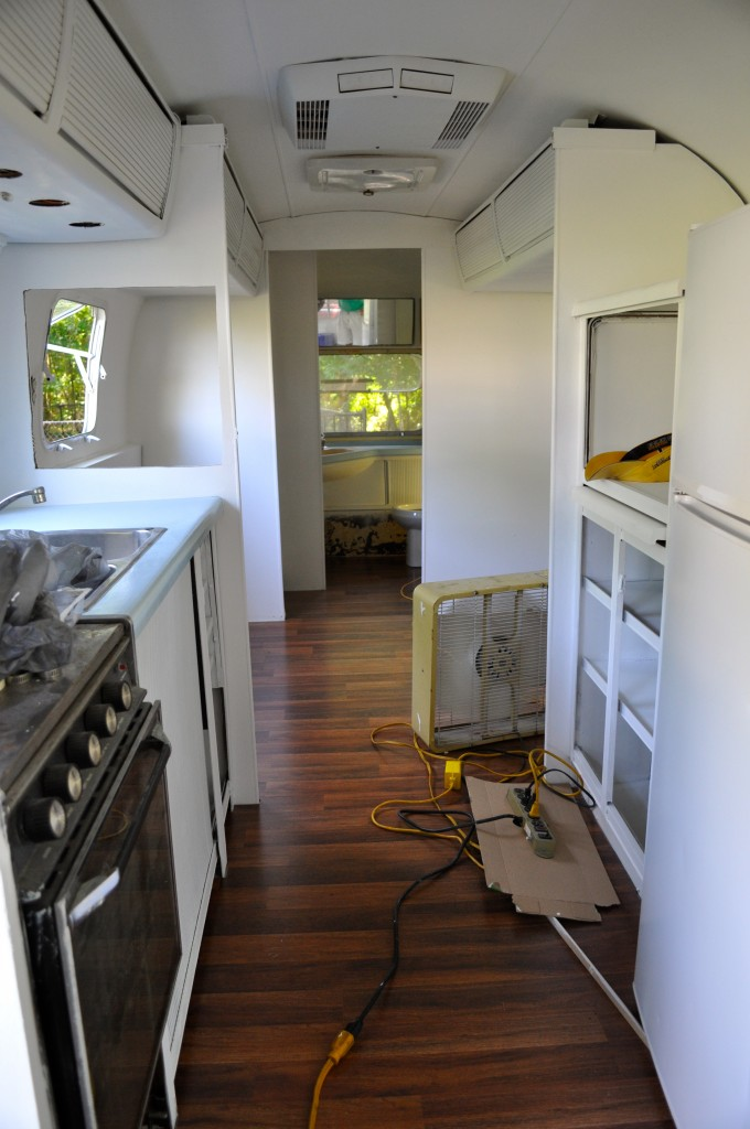 A Faster Progression Airstream Update A Small Life