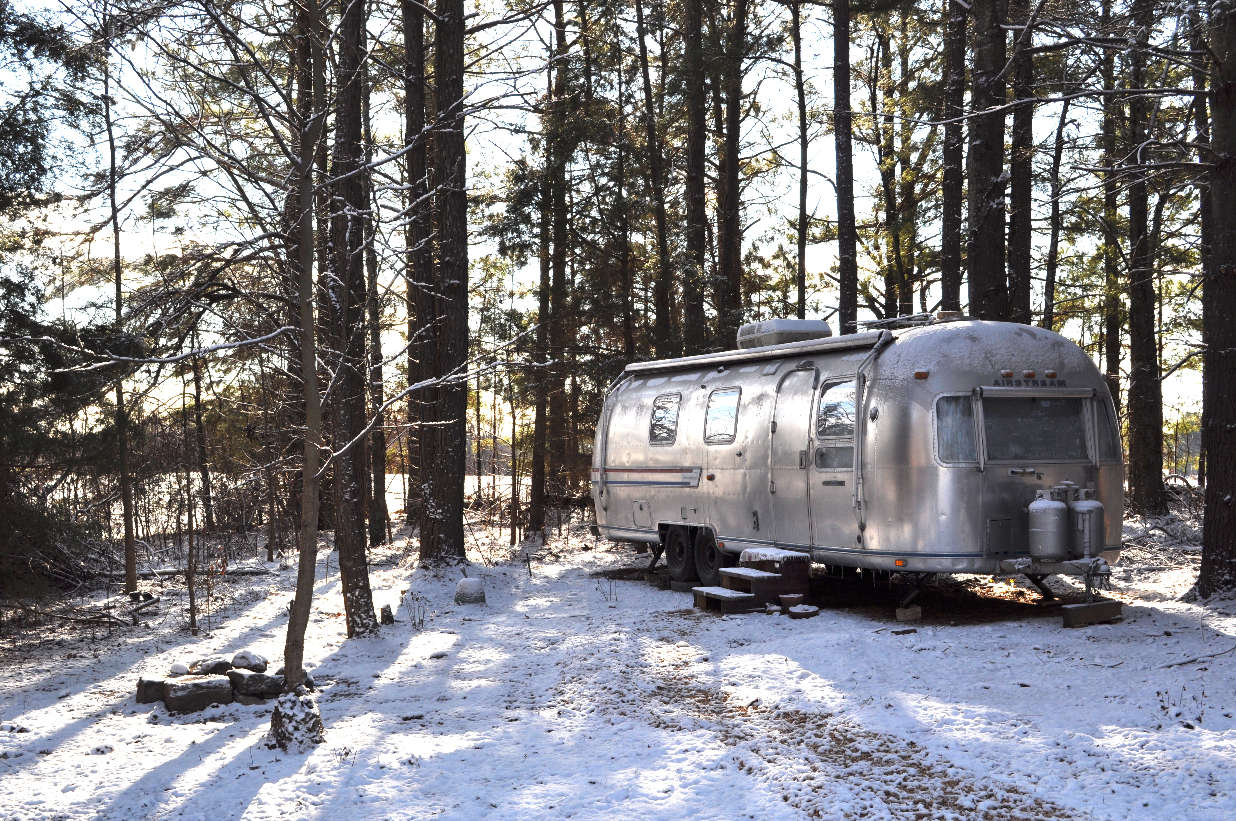 how to stay warm in an airstream a small life