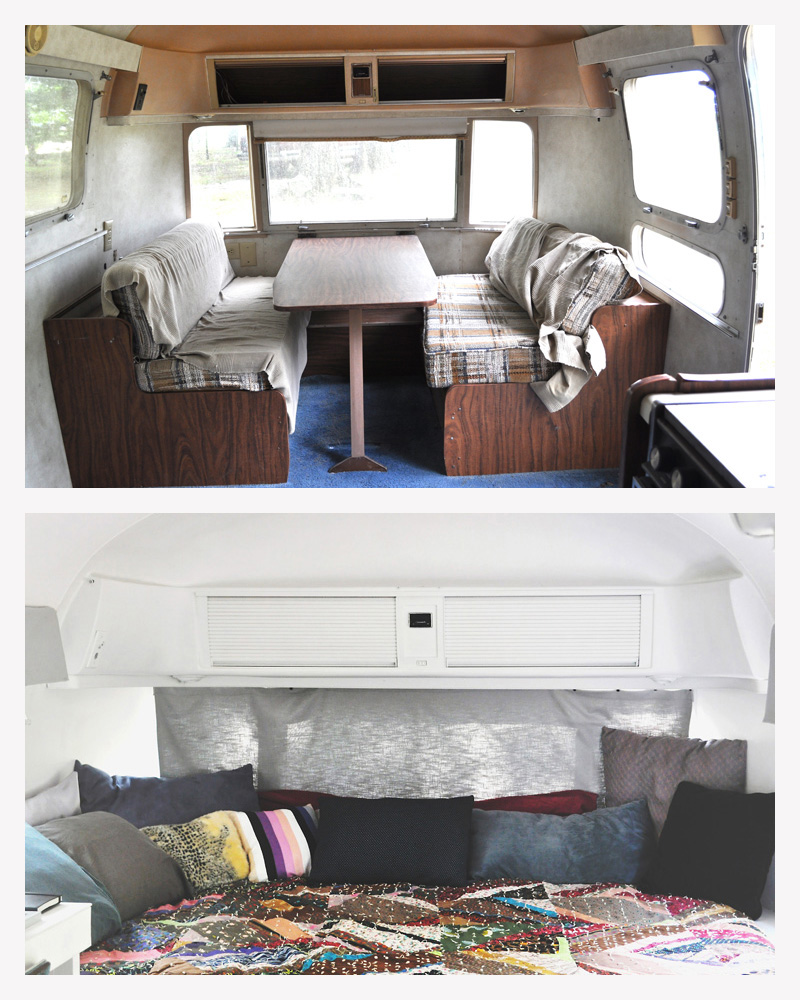 1978 Airstream Sovereign Land Yacht Remodel – a small life