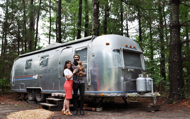 Airstream Family Photos A Small Life