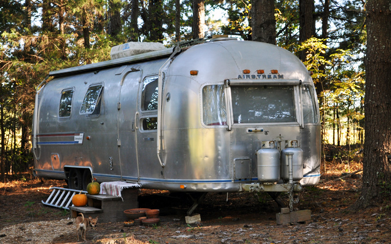 the airstream diaries basking in fall a small life. Black Bedroom Furniture Sets. Home Design Ideas